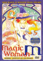 Magic Woman M [Japanese](Episode 1)