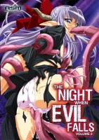 Night When Evil Falls - Vol 2 [Japanese](Episode 2)